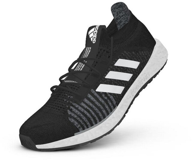 adidas Pulseboost HD Schoenen Dames, core blackfootwear whitegrey three